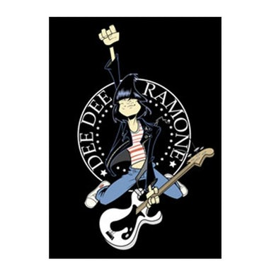 Dee Dee Ramone Hop Magnet