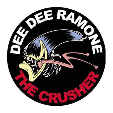 Dee Dee Ramone Crusher Magnet