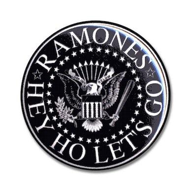 Dee Dee Ramone Ramones: Black Eagle Button