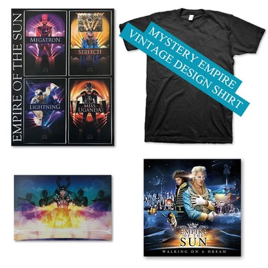 Empire Of The Sun Walking On a Dream Vintage Bundle