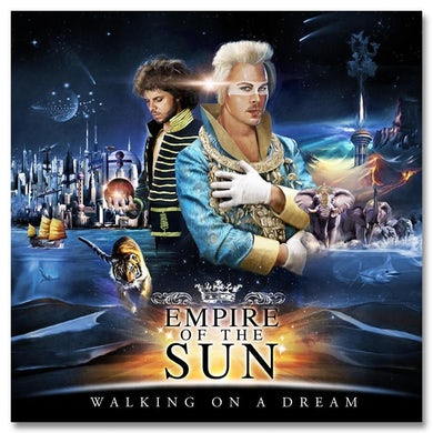 Empire Of The Sun Walking On A Dream - CD