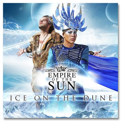 Empire Of The Sun Ice On The Dune - CD