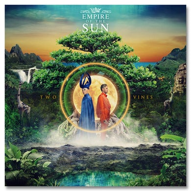 Empire Of The Sun Two Vines CD