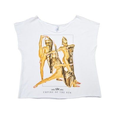 Empire Of The Sun All Girls Dolman Vintage Women's Tank