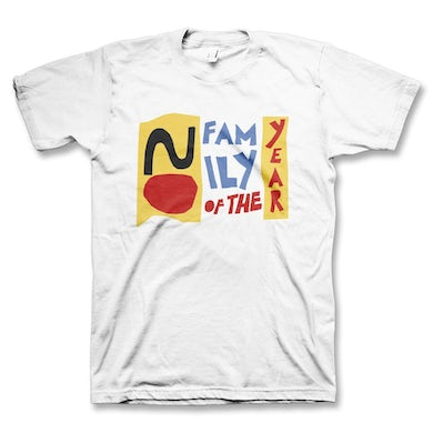 Family Of The Year Cut Out T-Shirt