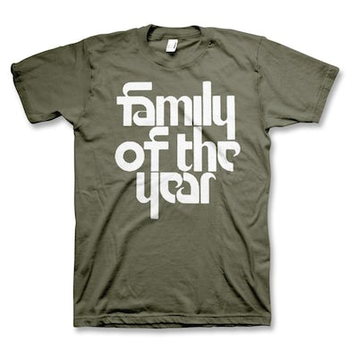 Family Of The Year Carry Me T-Shirt