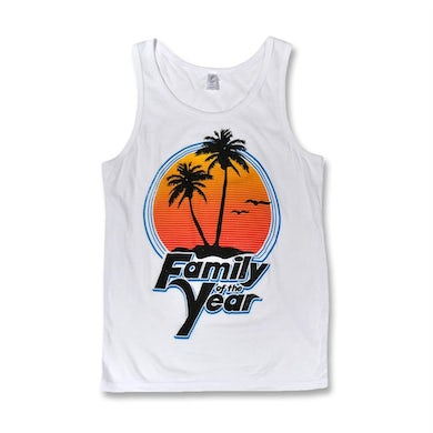 Family Of The Year By the Beach Tank