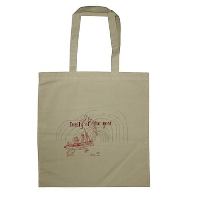 Family Of The Year Boat Tote
