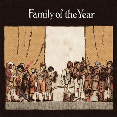 Family Of The Year Songbook - CD