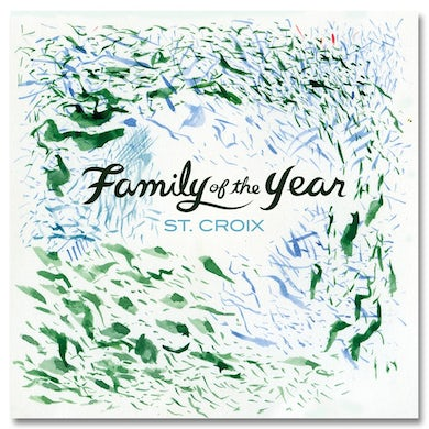 Family Of The Year St. Croix EP - CD