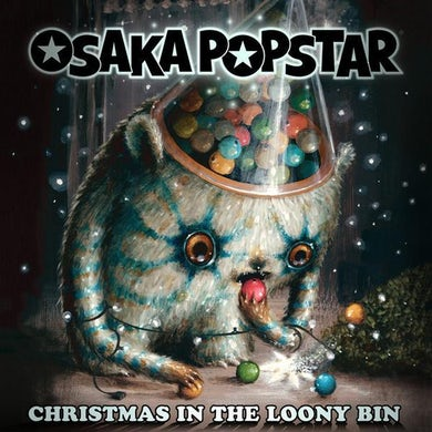 "Osaka Popstar CHRISTMAS IN THE LOONY BIN"": DIGITAL SINGLE W/ SIGNED & #'D LTD ED HOLIDAY CARD"