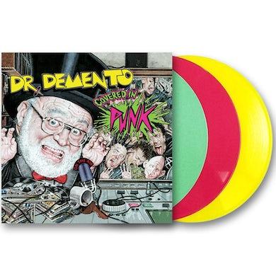 "Osaka Popstar ""Dr. Demento Covered in Punk"" Vinyl LP"