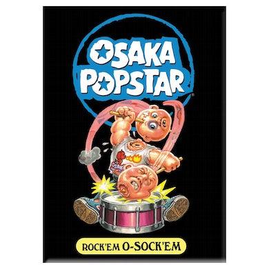 Osaka Popstar Rock'em O-Sock'em Magnet