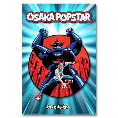 Osaka Popstar Robot Poster