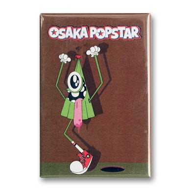 Osaka Popstar Monstar Magnet