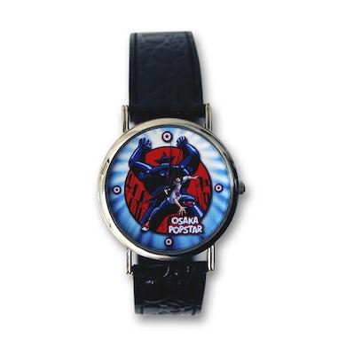 Osaka Popstar Robot Round Watch