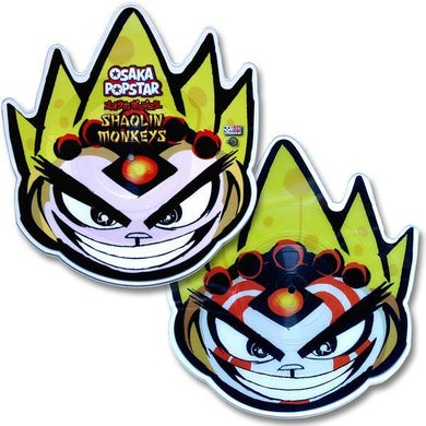 Osaka Popstar Shaolin Monkeys Picture Disc