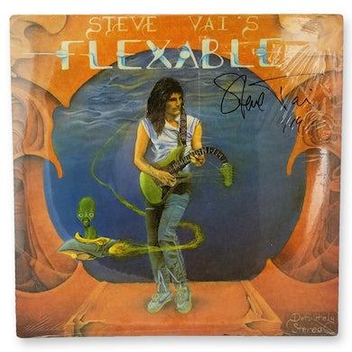 Steve Vai Flex-Able Vinyl - SIGNED