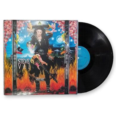Steve Vai Passion & Warfare First Press Vinyl