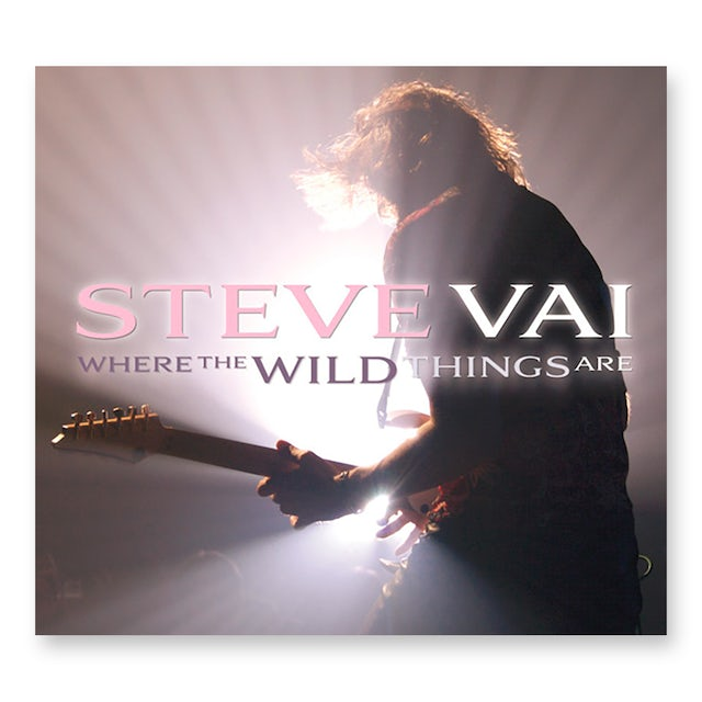 Steve Vai Where the Wild Things Are CD
