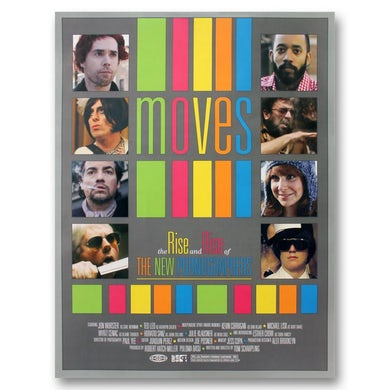 Moves: The Rise And Rise of The New Pornographers Poster