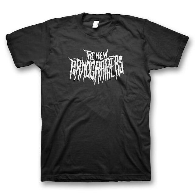 The New Pornographers Cryptic Logo T-Shirt