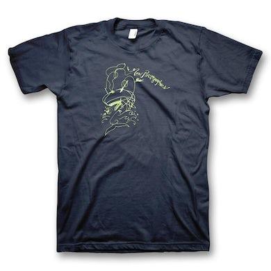 The New Pornographers Whale T-Shirt - Men's