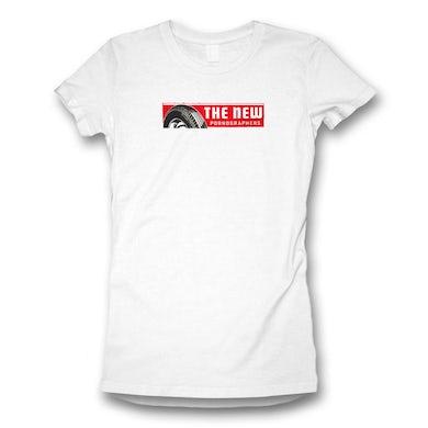 The New Pornographers Tire T-Shirt - Women's