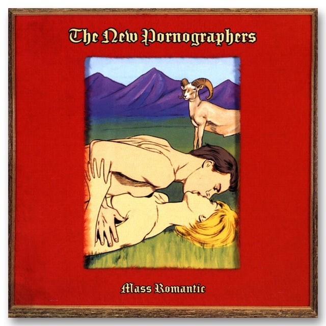 The New Pornographers Mass Romantic CD