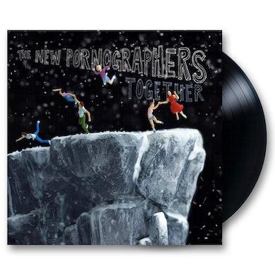 The New Pornographers Together LP (Vinyl)