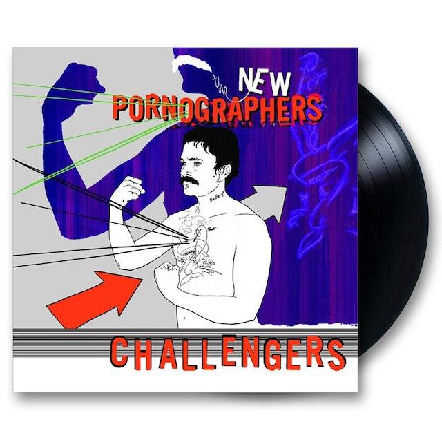 The New Pornographers Challengers LP (Vinyl)