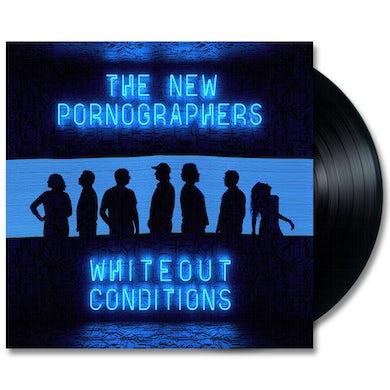 The New Pornographers Whiteout Conditions LP - (Black) (Vinyl)