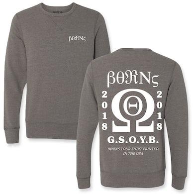 BØRNS GSOYB Tour Sweatshirt