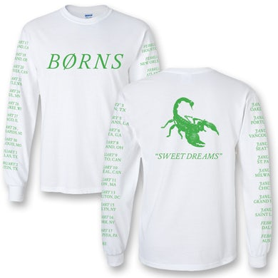 BØRNS Sweet Dreams Long Sleeve T-Shirt