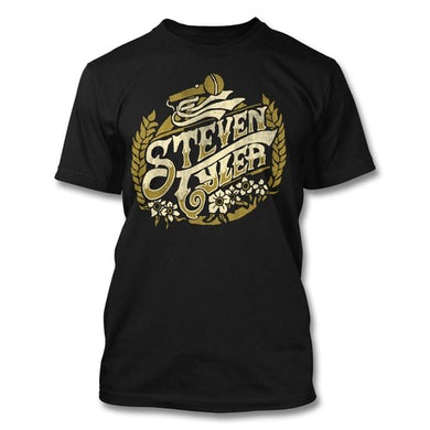 Steven Tyler Album Logo T-shirt - Men's