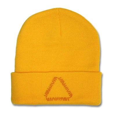 Warpaint Triangle Logo Beanie (Gold)