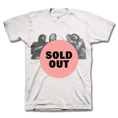 Warpaint Billboard T-shirt