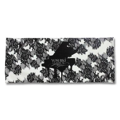 YOSHIKI Classical White Towel