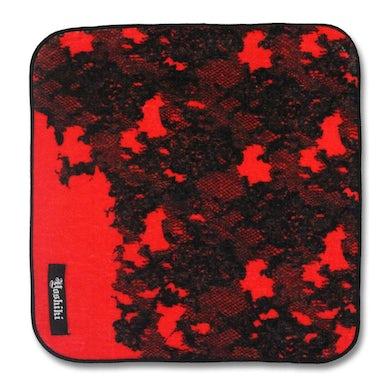YOSHIKI Classical Red Hand Towel