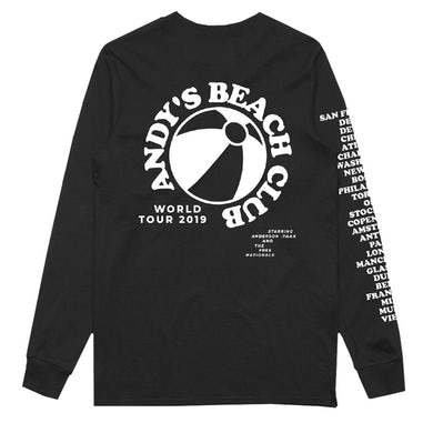 Anderson .Paak ABC World Tour Long Sleeve