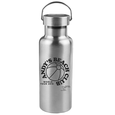 Anderson .Paak ABC Tour Stainless Steel Water Bottle