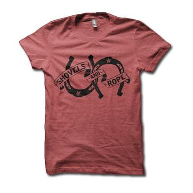 Shovels & Rope Horseshoe (Shirt)
