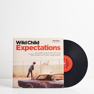 Wild Child Expectations (LP) (Vinyl)