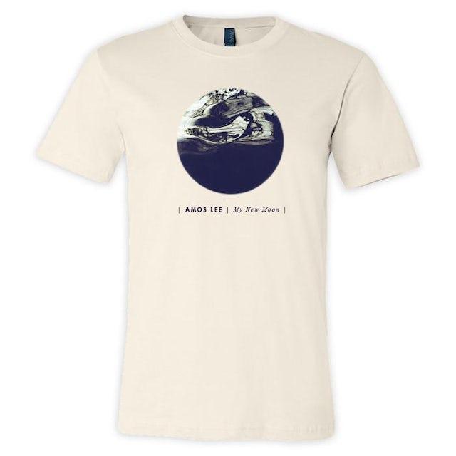 Amos Lee My New Moon T-Shirt