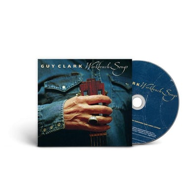 Guy Clark Workbench Songs (CD)