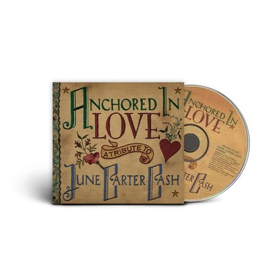 June Carter Cash - Anchored in Love: A Tribute to June Carter Cash (CD)