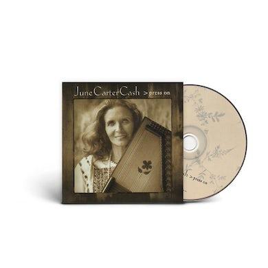 June Carter Cash - Press On (CD)