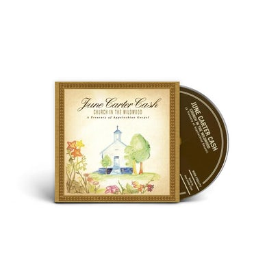 June Carter Cash - Church in the Wildwood (CD)