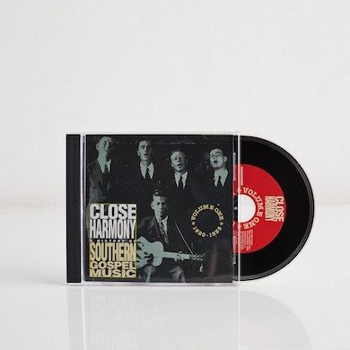 Various Artists - Dualtone Close Harmony: A History Of Southern Gospel Music (CD)