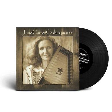 June Carter Cash - Press On (Vinyl)